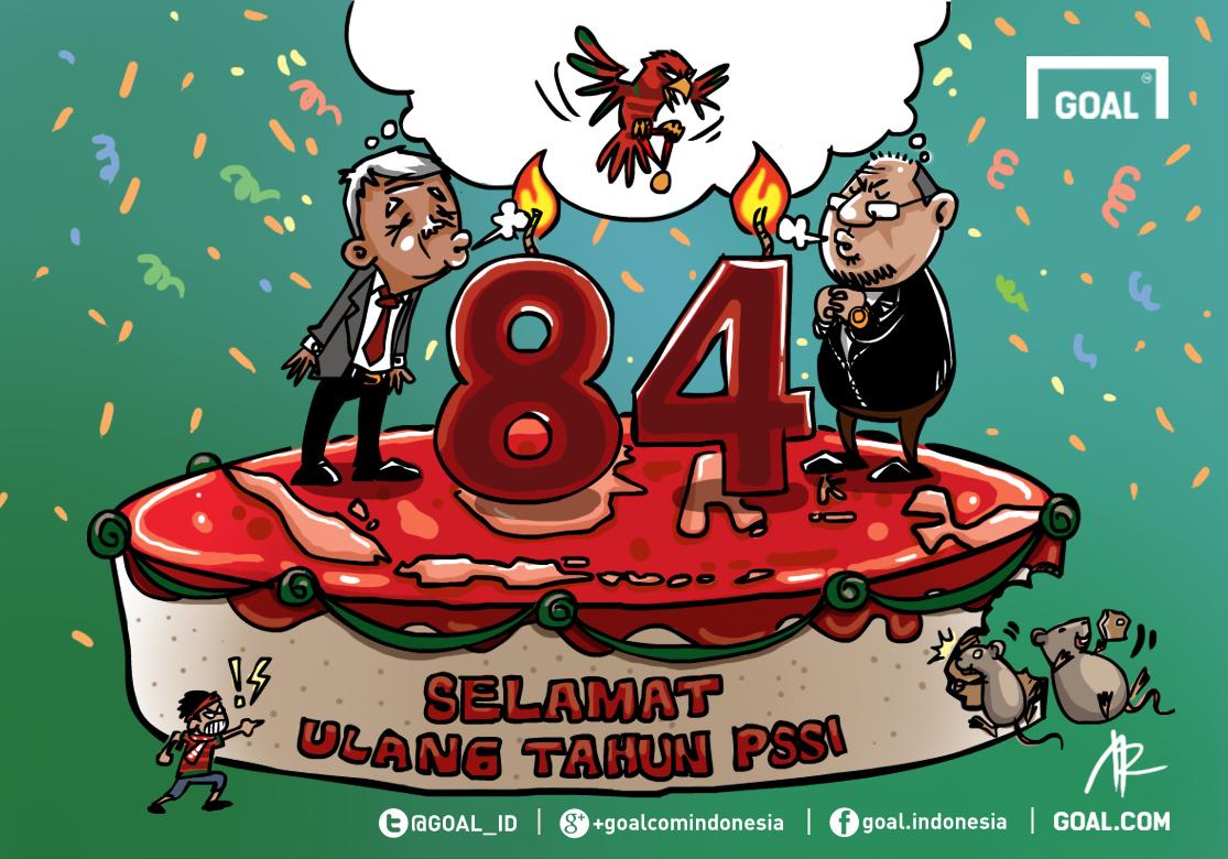 Selamat Ulang Tahun PSSI! | ++20