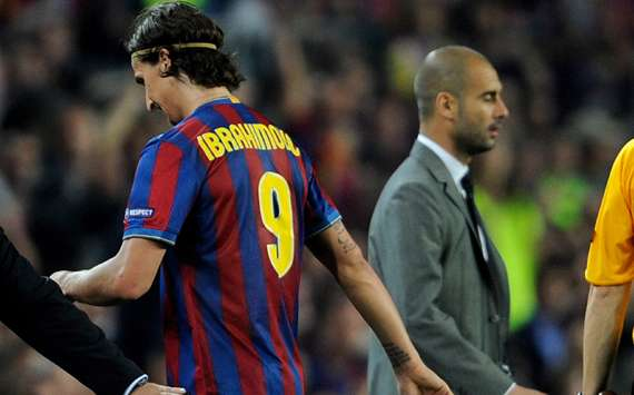 'Ibrahimovic wanted Madrid move to spite Guardiola'