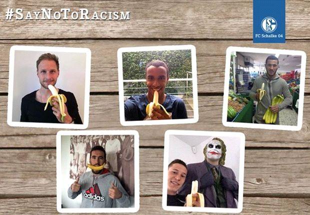 Clubes europeus aderem à campanha anti-racismo