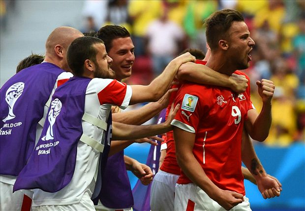 Switzerland 2-1 Ecuador: Seferovic's injury-time winner gives La Nati the win