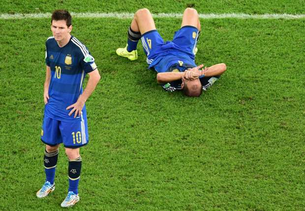 I'll regret World Cup final forever - Messi