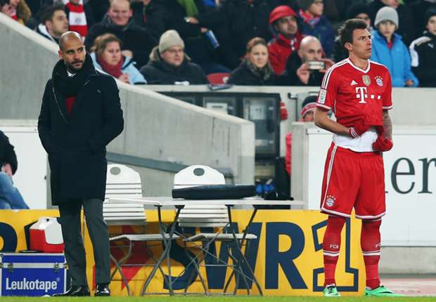 Mario Mandzukic trocou o Bayern pelo Atlético de Madrid