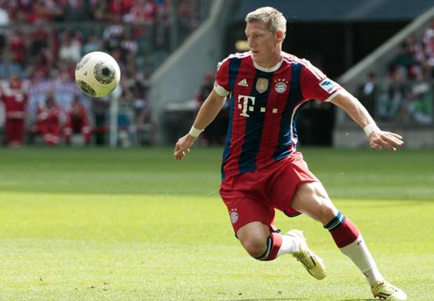Schweinsteiger sentiu a lesão ainda na pré-temporada