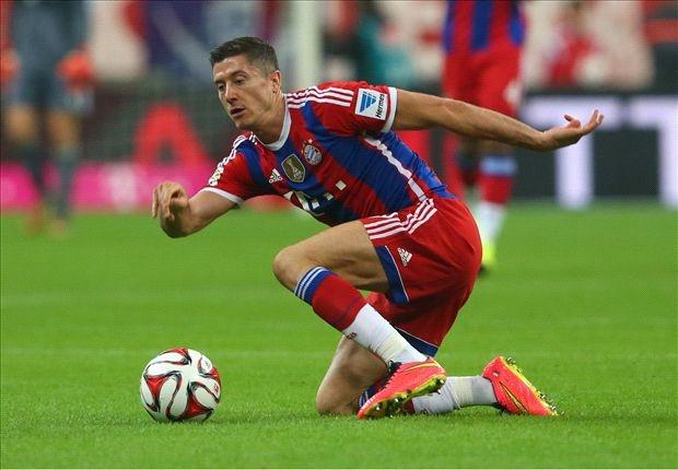 Lewandowski prega respeito ao Dortmund para não tropeçar com o Bayern