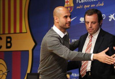 The real reason why Guardiola left Barcelona