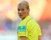 German referee Bibiana Steinhaus