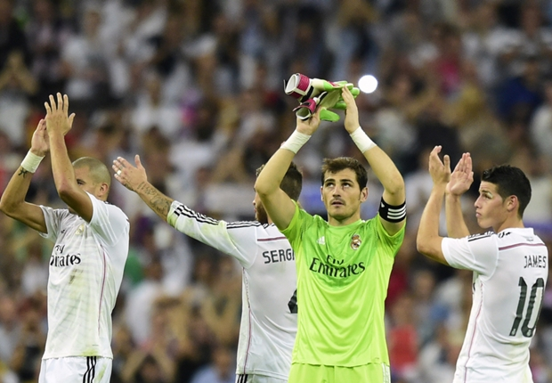 Casillas: This could be the best Real Madrid team I've played in