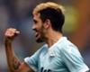 Luis Alberto esulta contro il Sassuolo