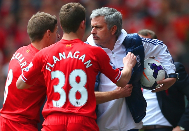 Suarez hits out at Mourinho methods