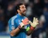 Juventus goalkeeper Gianluigi Buffon