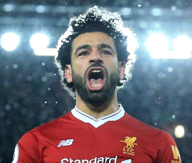 Video Hot Or Not Salah Closes In On Another Record