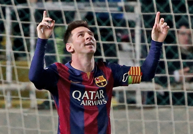 Messi will leave Barcelona eventually, says Deco