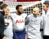 Tottenham midfielder Mousa Dembele