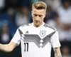 Marco Reus in action for Germany