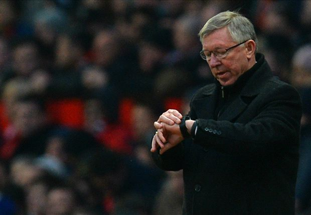 Fergie Time was my little trick at Manchester United, admits Sir Alex