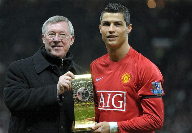 Fantastic Fergie told me I'm the best - Ronaldo