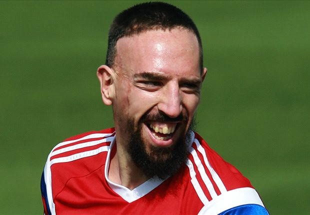 Ribery: Ballon d'Or is Messi and Ronaldo's party