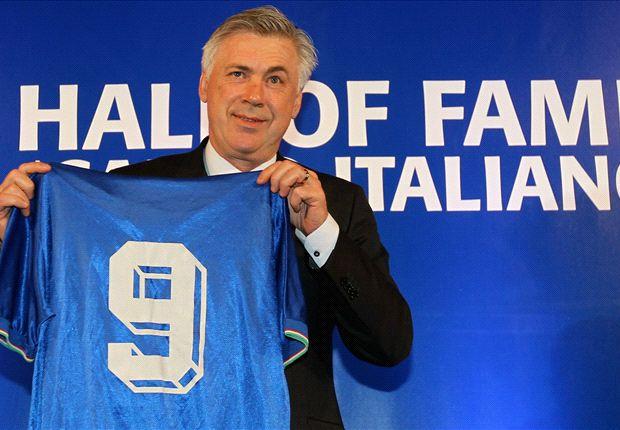 Ancelotti ranks Champions League win with AC Milan over Decima