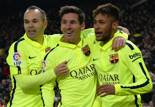 Neymar will struggle to emulate Messi - Luis Enrique