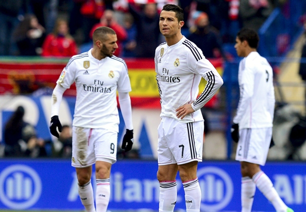 Madrid calm after Atletico debacle and Ronaldo birthday storm