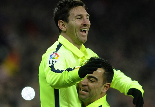 Messi has a lot of clout but Luis Enrique is in charge - Pique