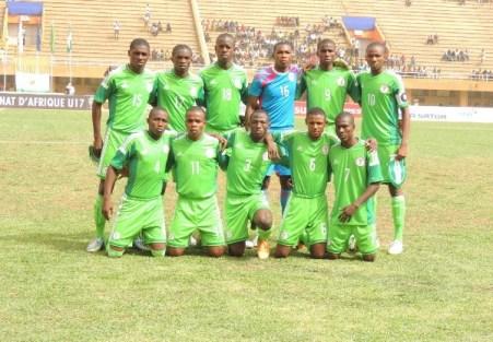 Nigeria U17 0-1 South Africa U17: Khanyisa Mayo cages Golden Eaglets