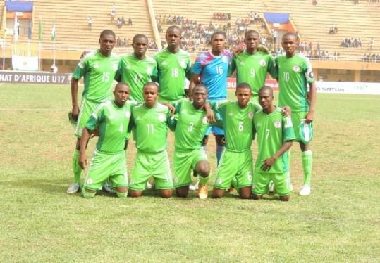 Nigeria U17 - Niger 2015