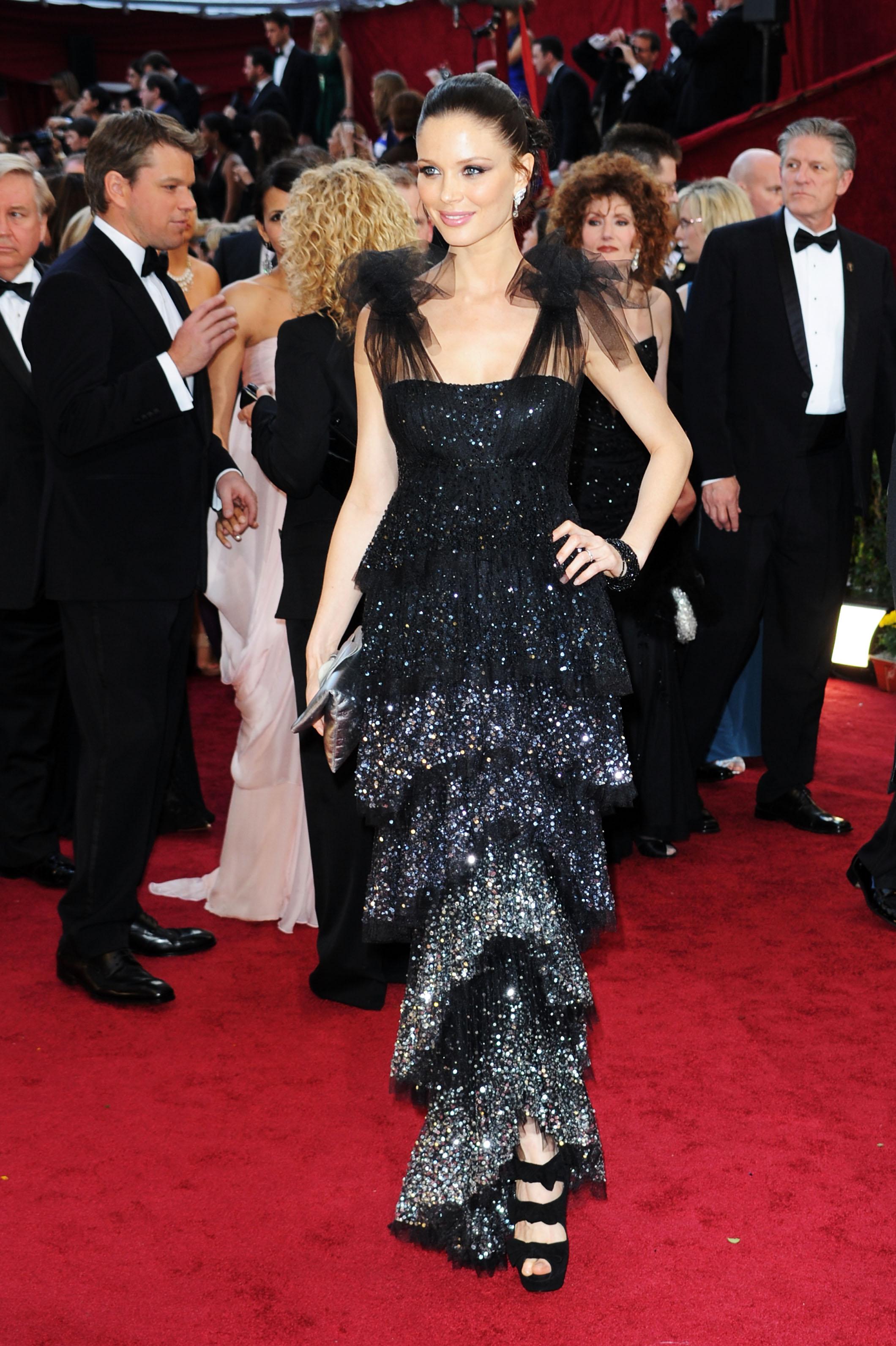 Oscars Fug Carpet Georgina Chapman  Go Fug Yourself