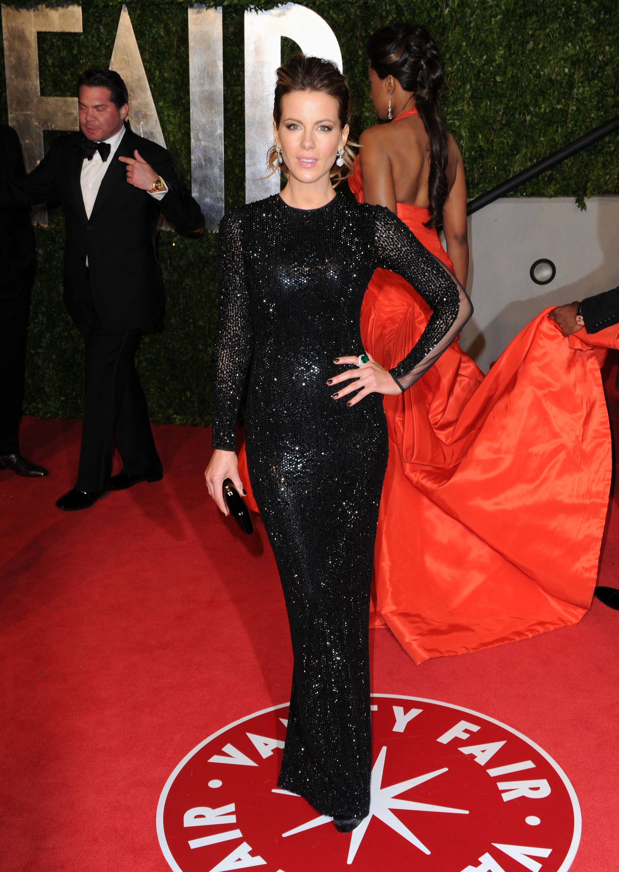 Oscars Well Played Party Kate Beckinsale  Go Fug Yourself
