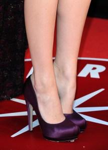 Emma Stone Heels Pin - Pinsdaddy