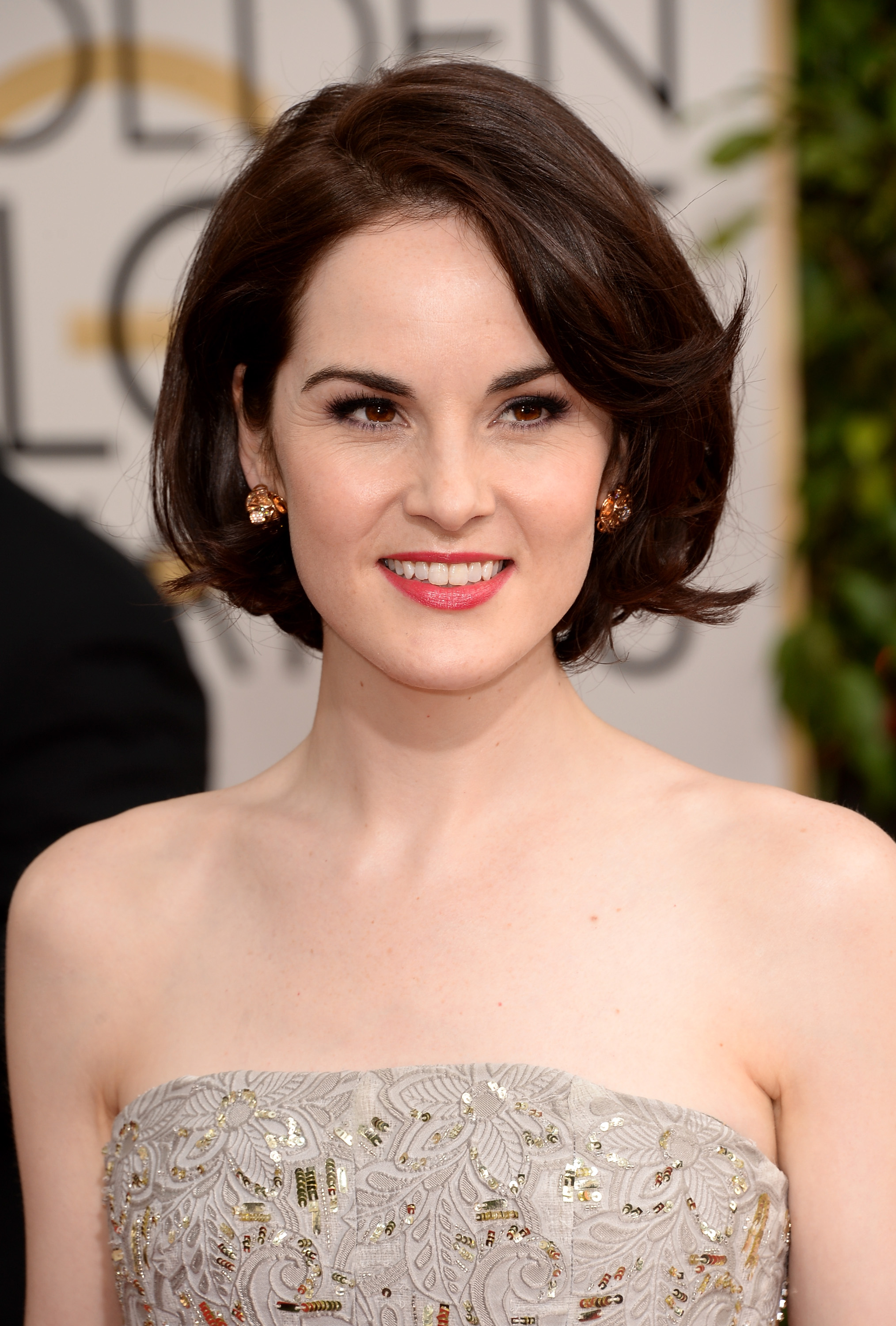 Golden Globes Well Played Michelle Dockery And Laura