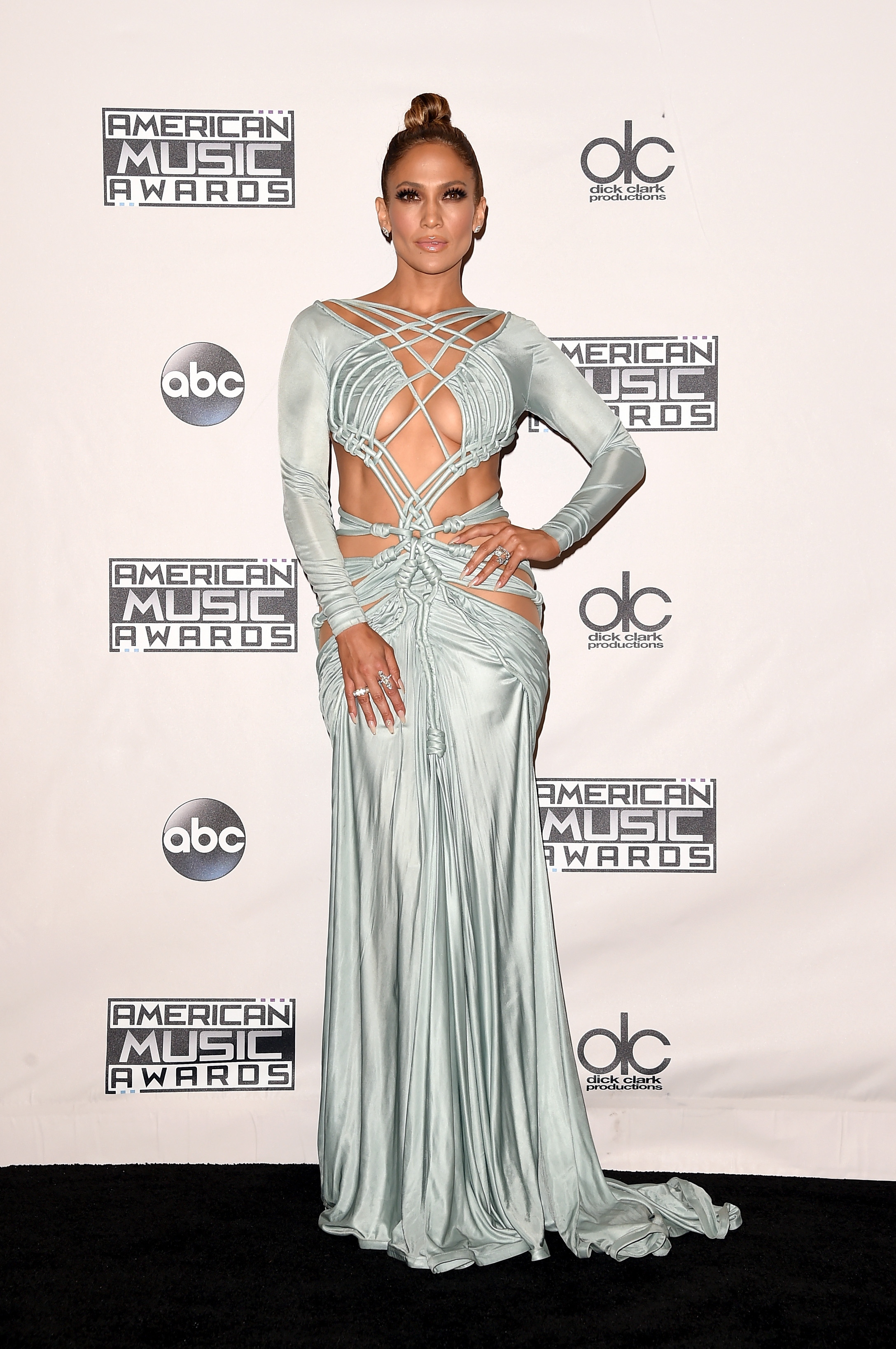 Image result for jennifer lopez american music awards 2015