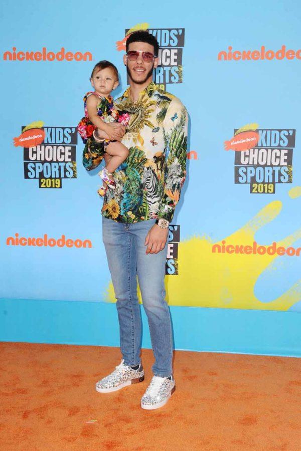 Kids Choice Sports Time : choice, sports, Lonzo, Nickelodeon