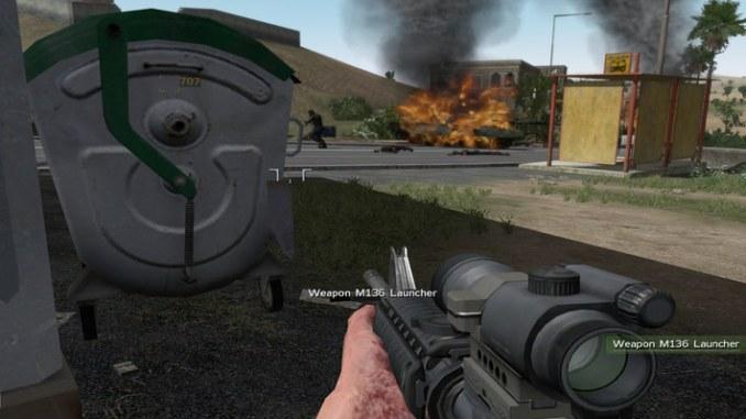 ArmA Gold Edition screenshot 2