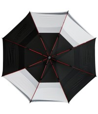 TaylorMade Tour 64 Inch Double Canopy Umbrella - Golfonline