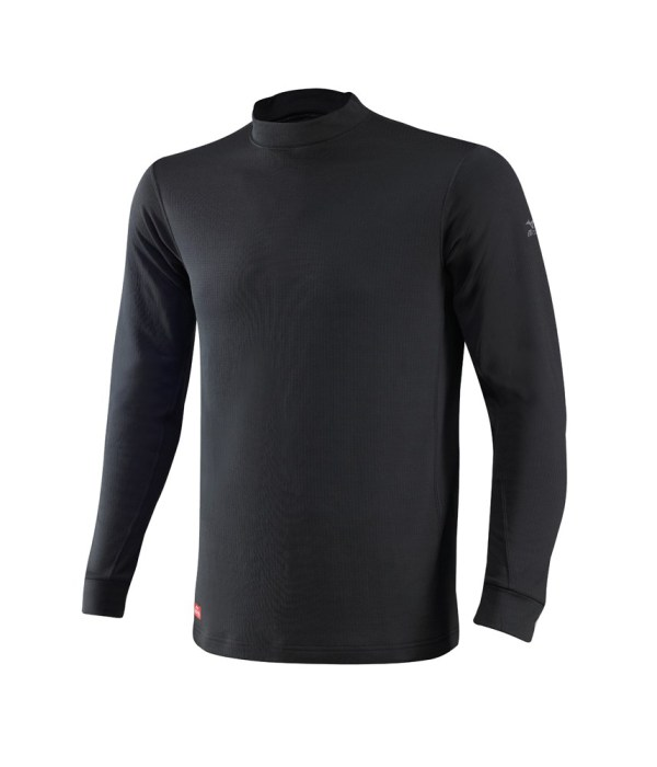 Mizuno Mens Thermal Long Sleeve Mock Baselayer Golfonline