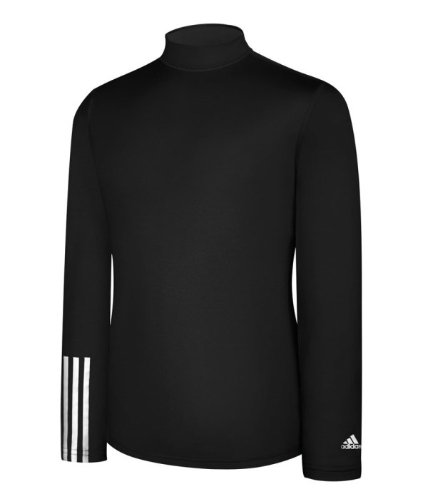Adidas Mens Climalite Thermal Compression Mock - Golfonline