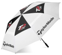 TaylorMade TP 68 Inch Double Canopy Umbrella 2013 - Golfonline