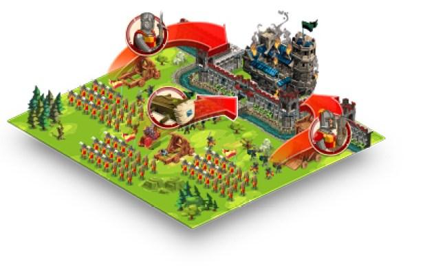 Empire Four Kingdoms Goodgame Studios