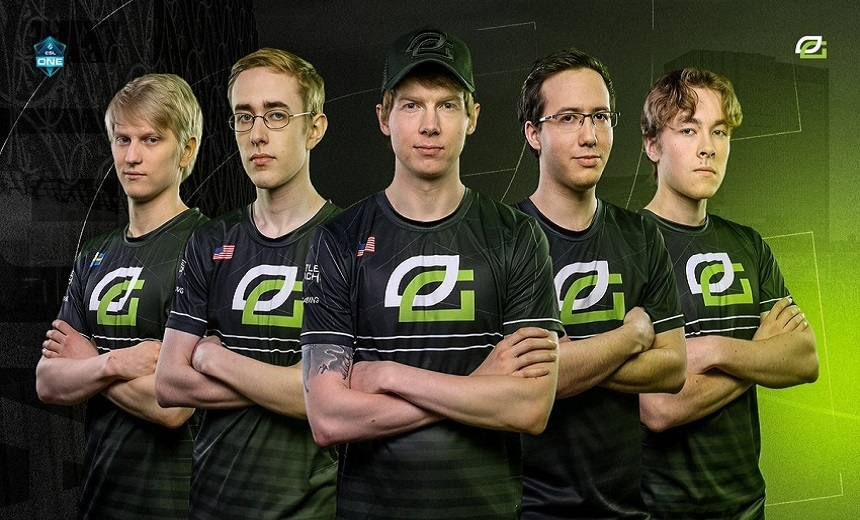 Dota 2 News: Optic Gaming release their 2017-2018 roster | GosuGamers