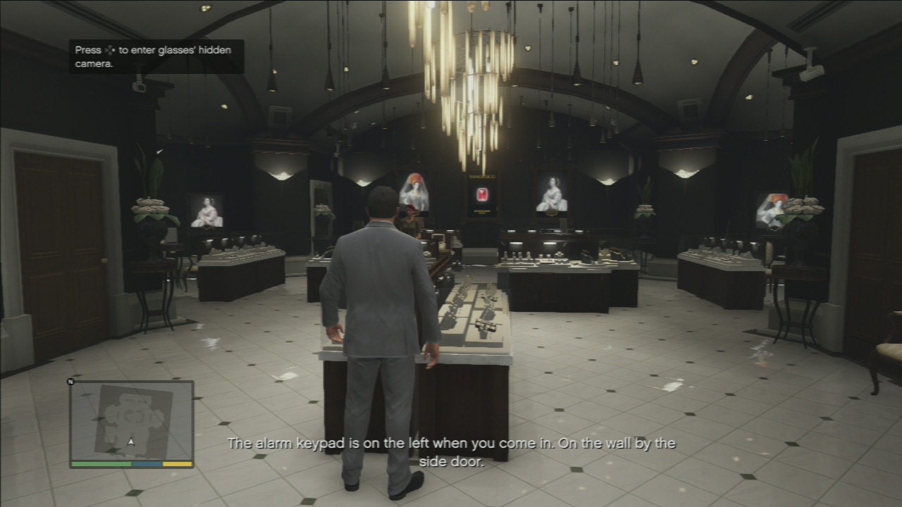 GTA 5 Mission 11 Casing The Jewel Store Guide GosuNoob