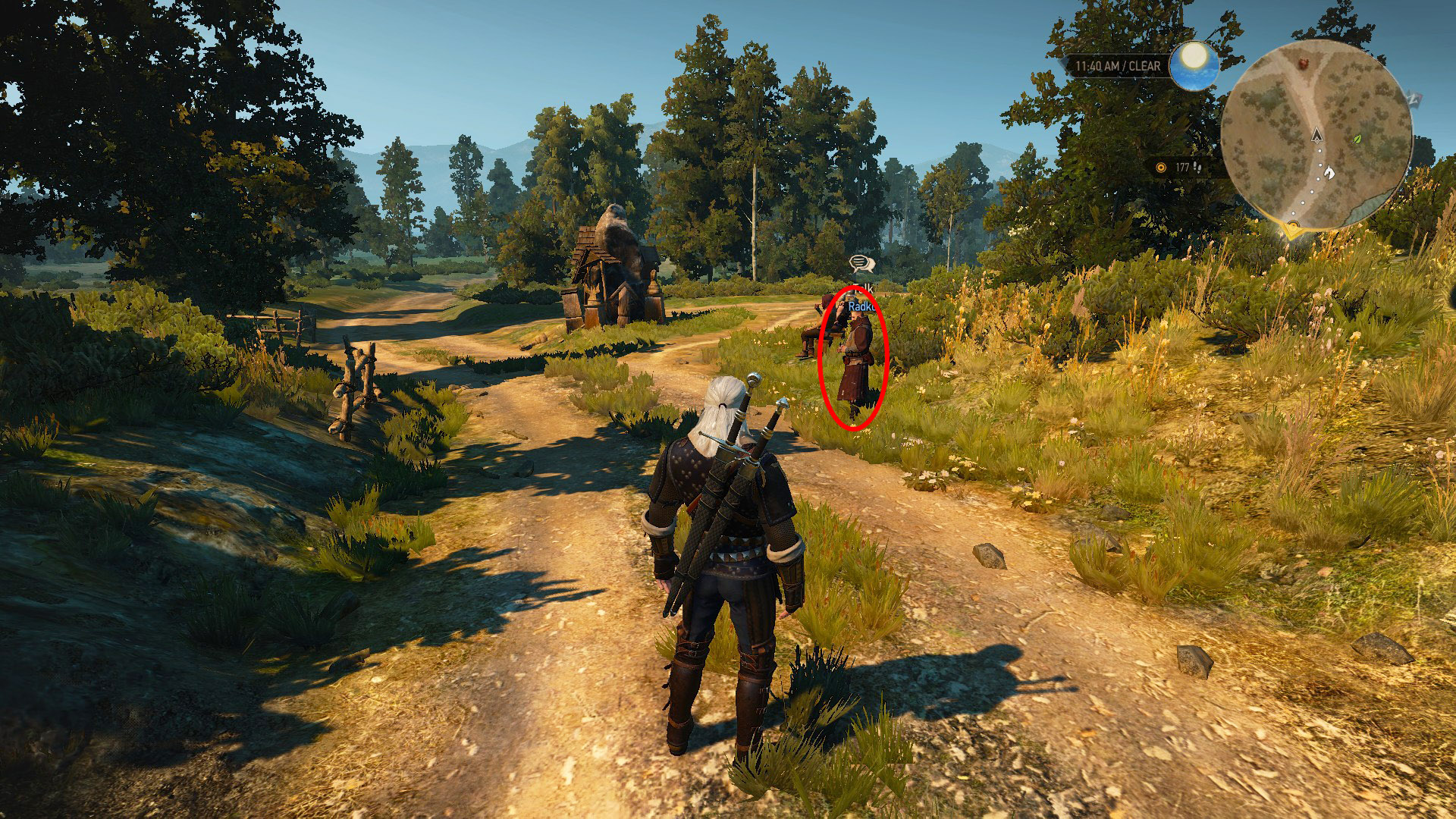 Horse Races The Witcher 3