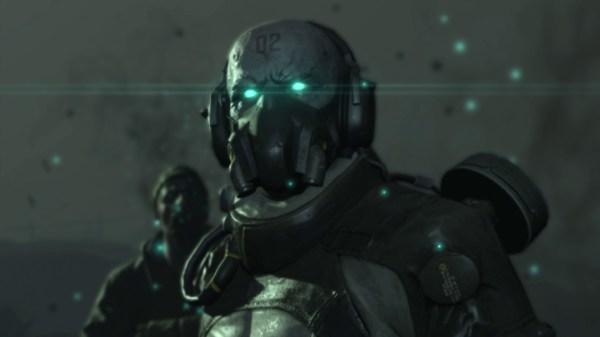 Skulls Mgs Metal Gear - Year of Clean Water