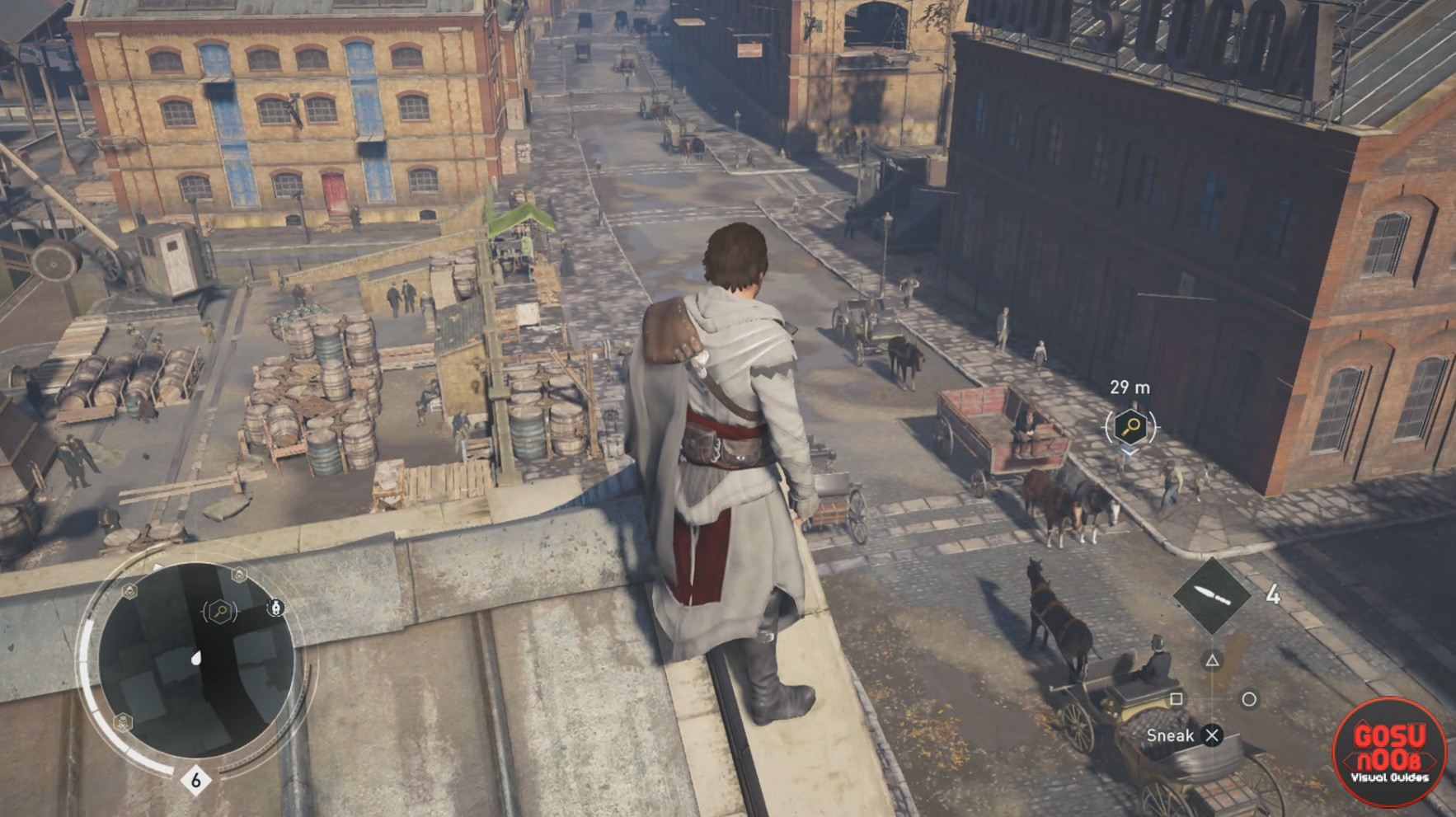 Death Stalks The Colonel Dreadful Crimes AC Syndicate