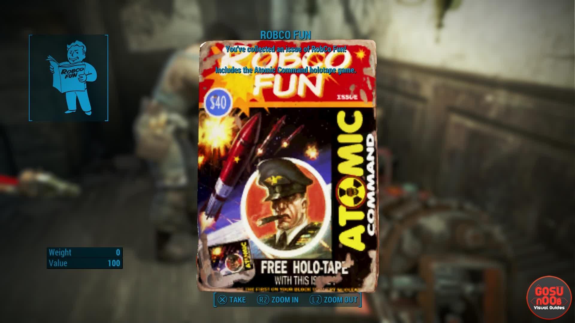 Robco Fun Locations  Fallout 4