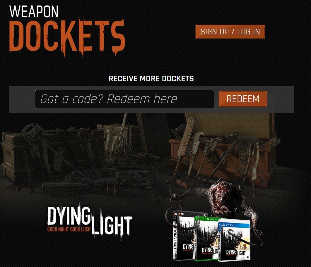 New Dying Light Dockets