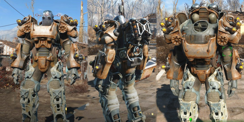 Fallout 4 Mods Body Fit