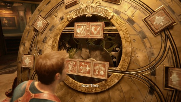 The gallery for gt Uncharted Symbol