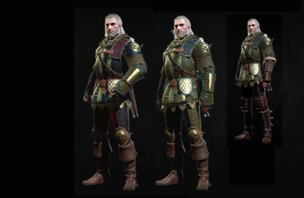 Witcher 3 Grandmaster Manticore Armor - Year of Clean Water
