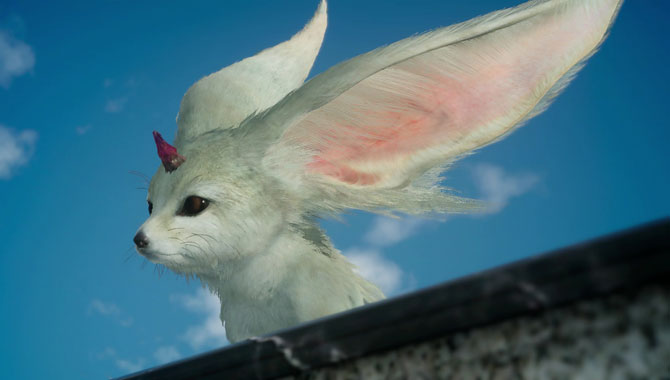 ffxv carbuncle how to